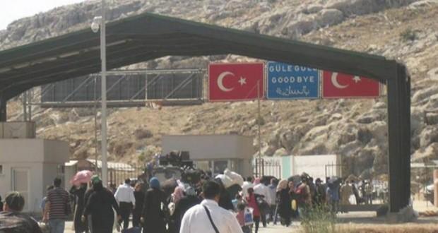 لم الشمل للسوريين المقيمين في تركيا