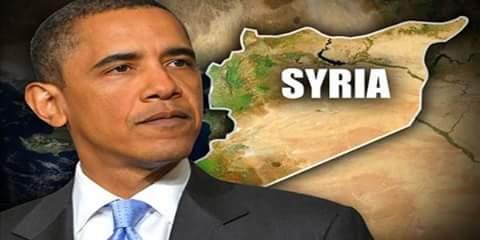 أوباما الخطأ الأكبر سوريا