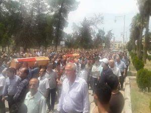 الحصيلة المبدئية للقتلى المدنيين بسبب الهجمات الانتحاريةالأخيرة بمدينة القامشلي