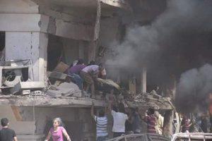 50قتيل و180جريح في تفجير بمدينة القامشلي