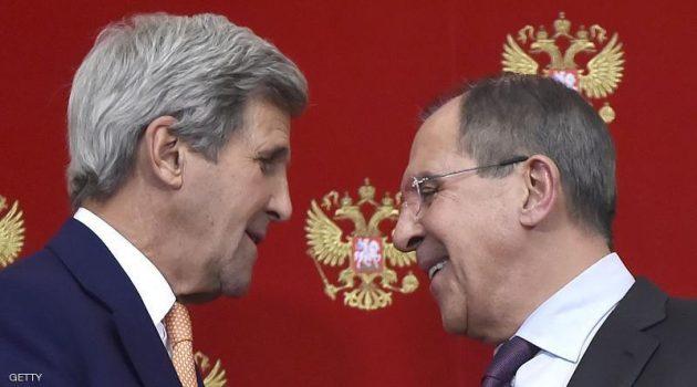 لافروف: نريد أدلة على أن التحالف بقيادة أمريكا له تأثير على المعارضة بسوريا
