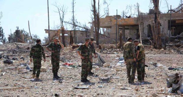 ناشطون: القرى التي استعادها «الجيش السوري الحر» من تنظيم «الدولة» لم تتعرض لدمار مقارنة مع معارك قوات الPYD