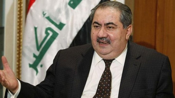 هوشيار زيباري_ وزير الماليه العراقي الحالي