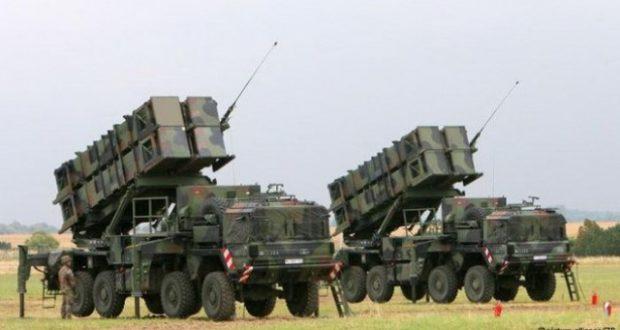 تنصيب صواريخ امريكية في شمال العراق