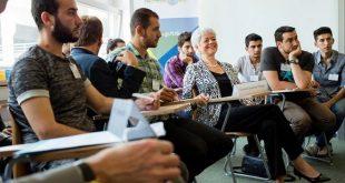 منح دراسية ألمانية ل 1700 لاجئ سوري #ألمانيا #سوريا