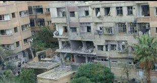استهداف مدرسة جديدة في دوما واليونسيف تعتبر ذلك جريمة حرب