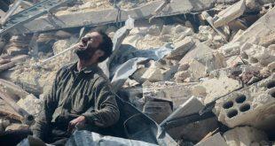 5 شهداء في مجزرة للطيران الحربي في مدينة دوما بغوطة دمشق الشرقية