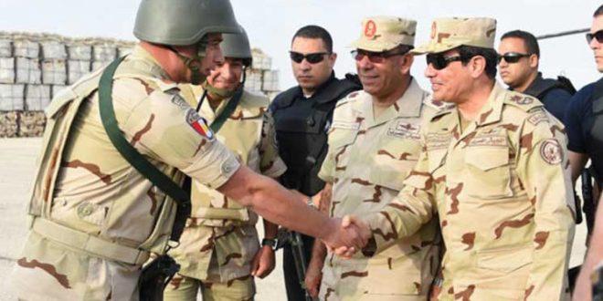 جنرالات السيسي في سوريا؟