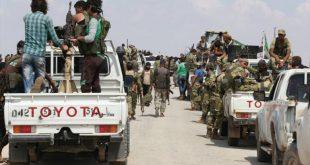 """""""درع الفرات"""" تنتزع السيطرة على 5 قرى من تنظيمي """"الدولة"""" و البيدا"""