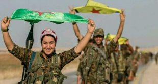 الوحدات الكردية تستعد لمعركة الرقة رغم تحذيرات تركية