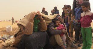 وفاة سيدة وطفلة في معبر رجم صليبي...والوحدات الكردية مستمرة باحتجازهم