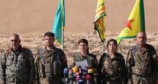 الفصائل المشتركة في معركة السيطرة على مدينة الرقة والمنضوية في مليشا سوريا الديمقراطية تحت سقف غرفة عمليات غضب الفرات