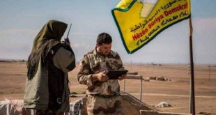 سيدا:هناك حالة تشنج وامتعاض لدى القوى العربية في المعارضة السورية بخصوص إسناد مهمة تحرير الرقة إلى قوات سوريا الديمقراطية