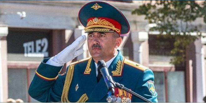 ثاني أرفع ضابطٍ روسيٍ في سوريا يفقد قدميه وعينه في تدمر