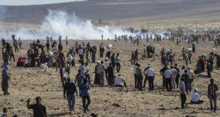 مواجهات بين القرى العربية وPYD رفضا للتجنيد الإجباري...
